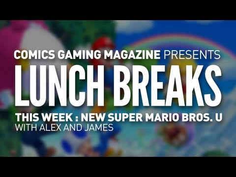 Lunch Breaks: The New Super Mario Bros. U - 2015-02-01 15:39:35