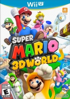 Super Mario 3D World (Wii U) Review: A Giddy Sugar Rush of Childhood Bliss