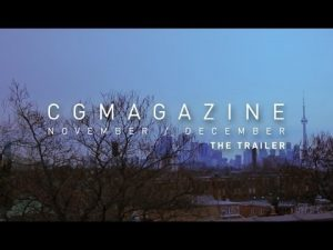 CGM presents November / December issue the trailer - 2015-02-01 15:24:04