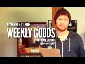 CGM Weekly Goods - Nov 1st: ...