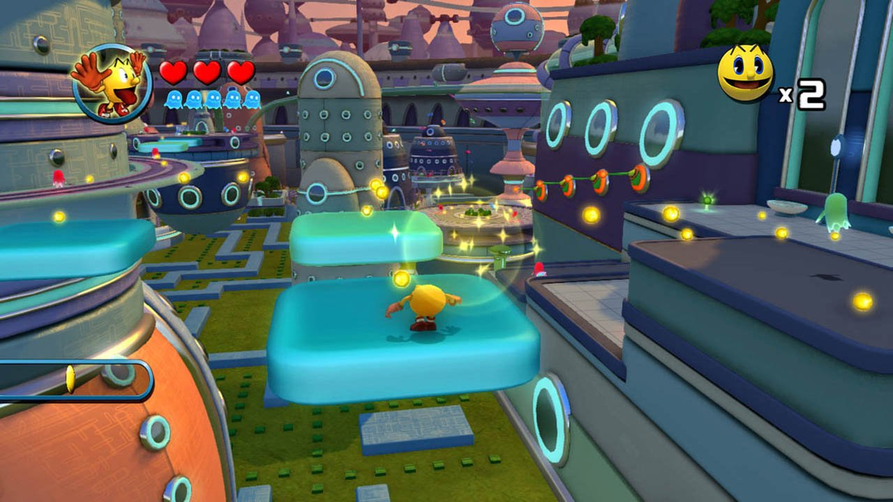 Pac Man and the Ghostly Adventures Review: Pac Man falls flat in recent 3D platformer