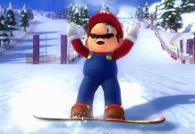 Mario & Sonic At The Olympic Winter Games Sochi 2014  (Wii U) Review 2