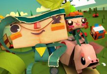 Tearaway (PS Vita) Review: Like Nothing Else on the Market 2