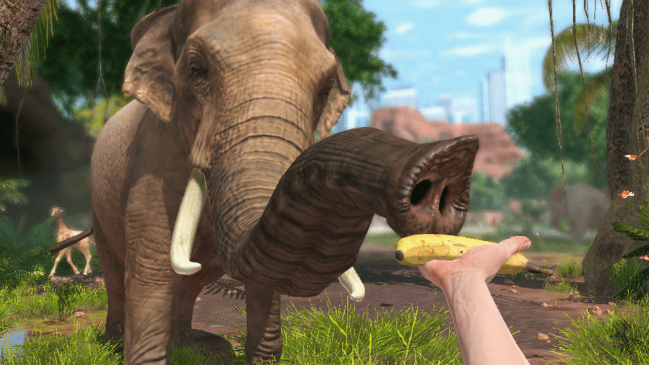 Zoo Tycoon Review: A Dreadful Day at the Zoo