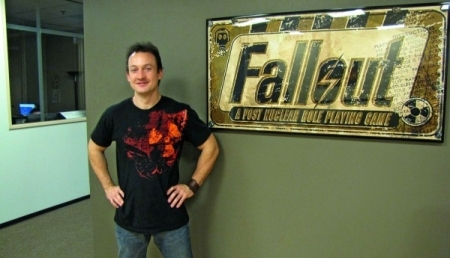 Out of the Wasteland: An Interview with Chris Avellone