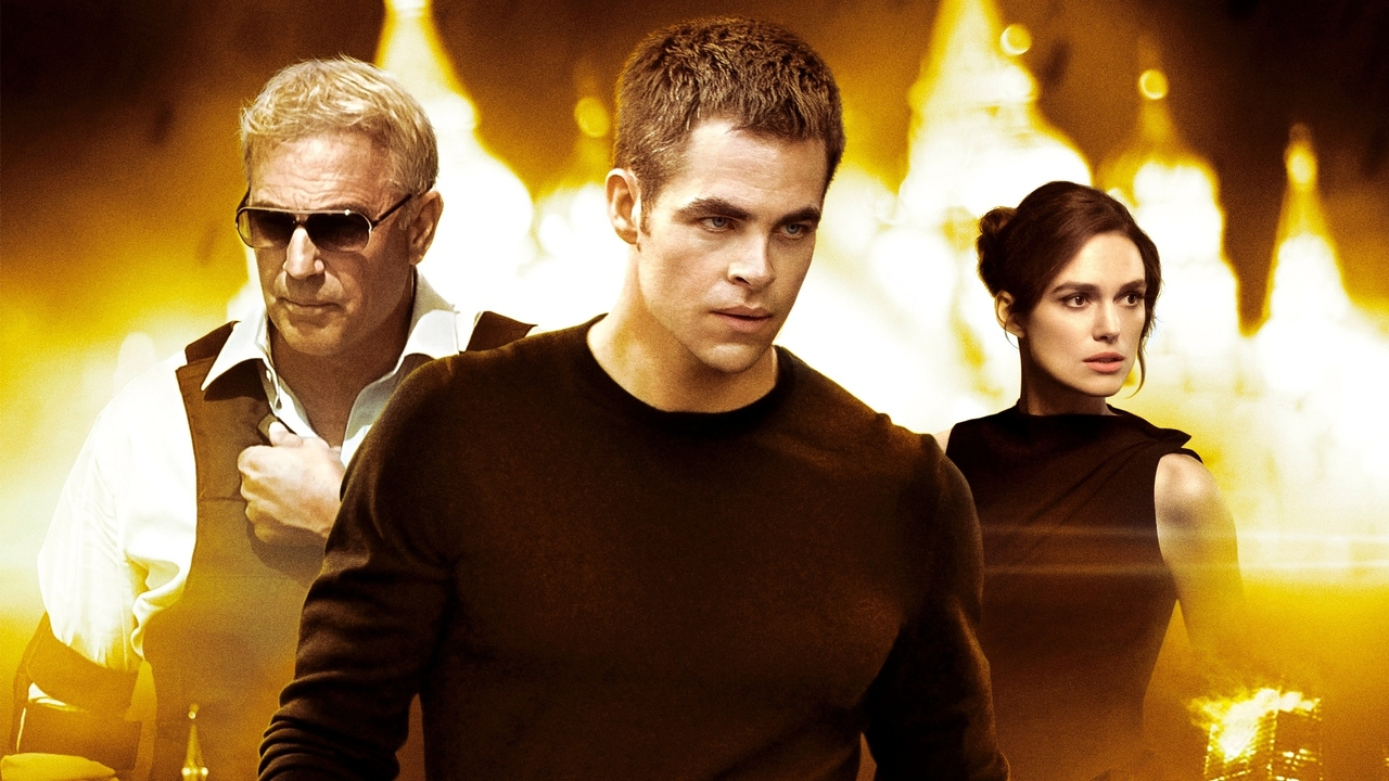 Jack Ryan: Shadow Recruit (Movie) Review