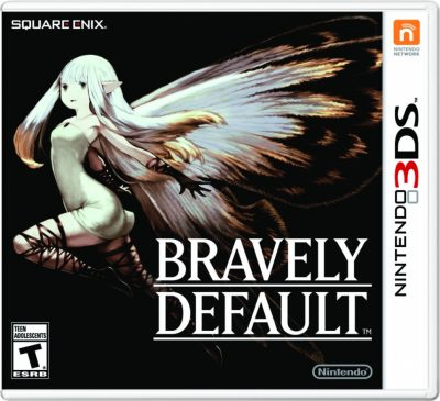 Bravely Default (3ds) Review 1