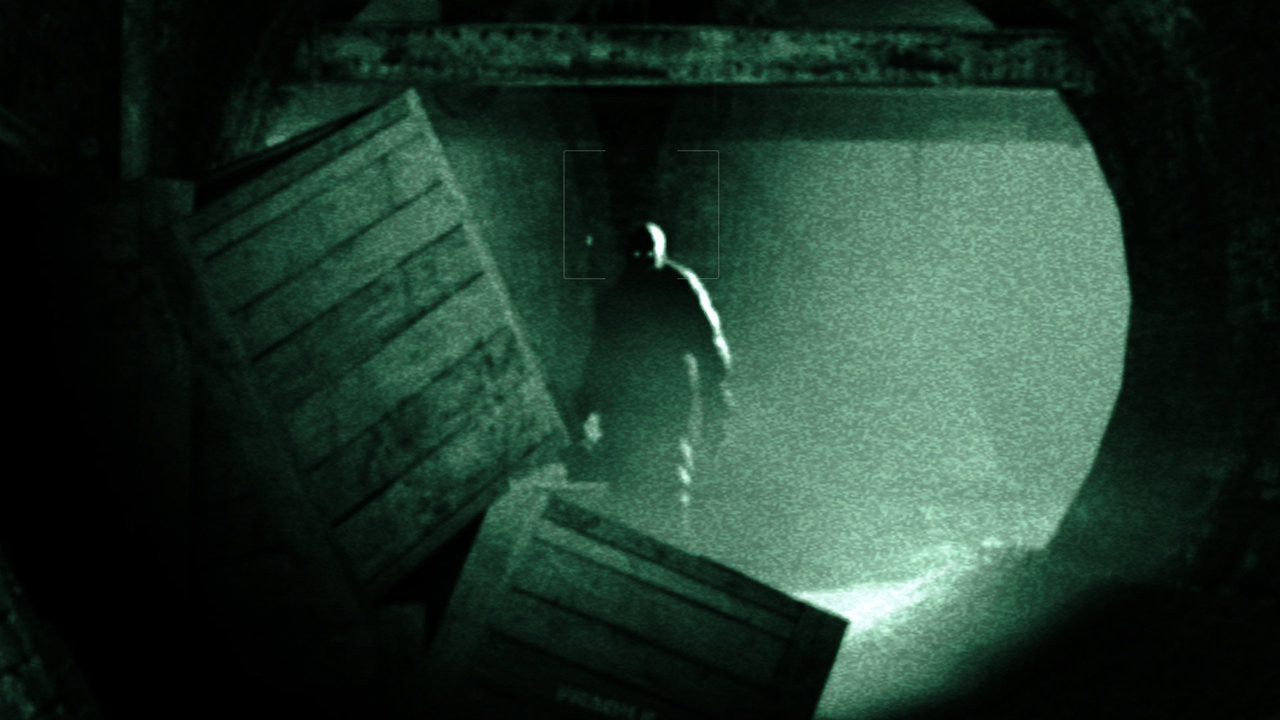 Outlast (PS4) Review 4