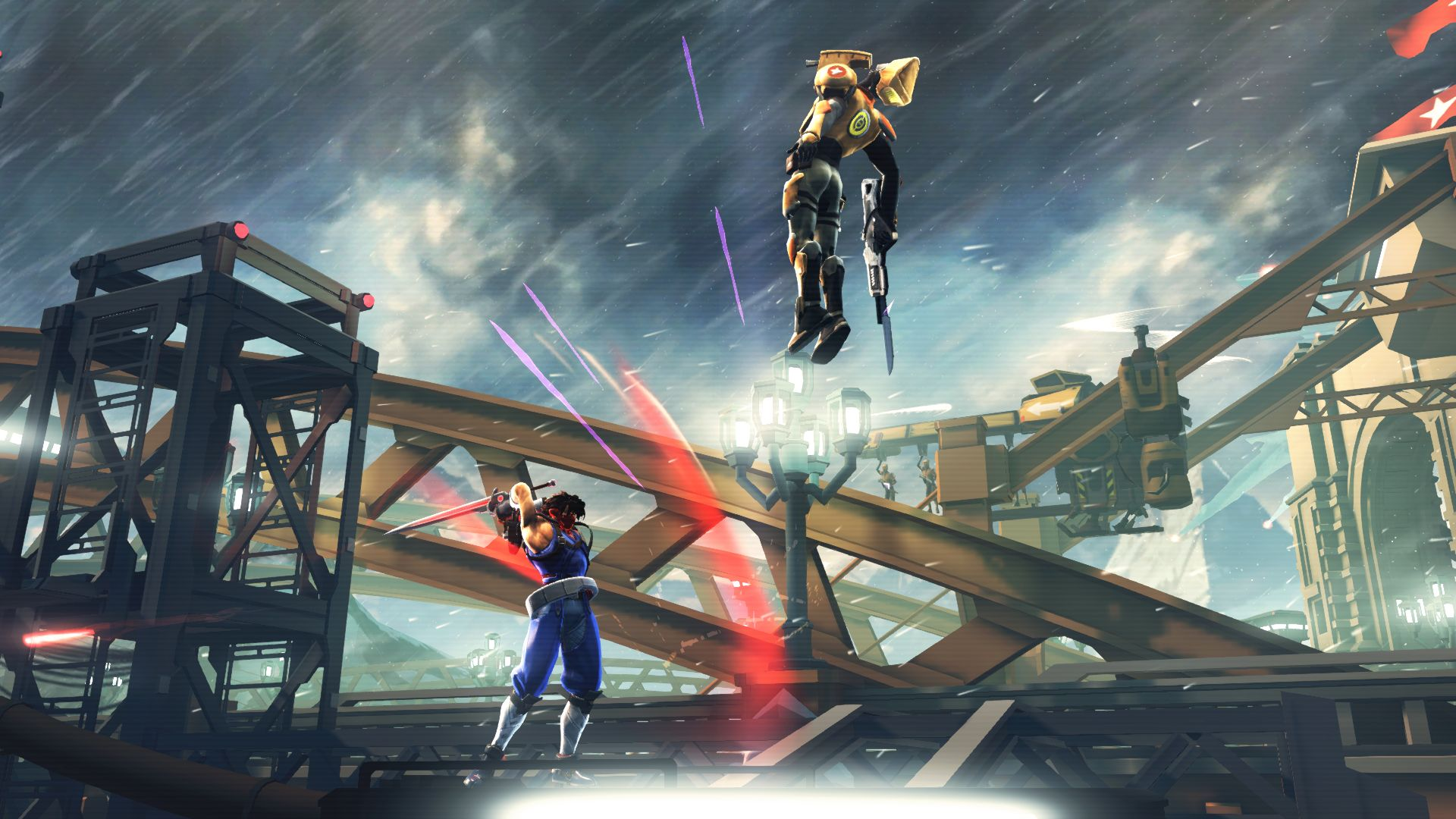 Strider Review: A Cut Above