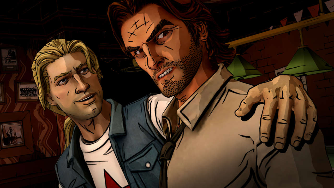 Thw Wolf Among Us