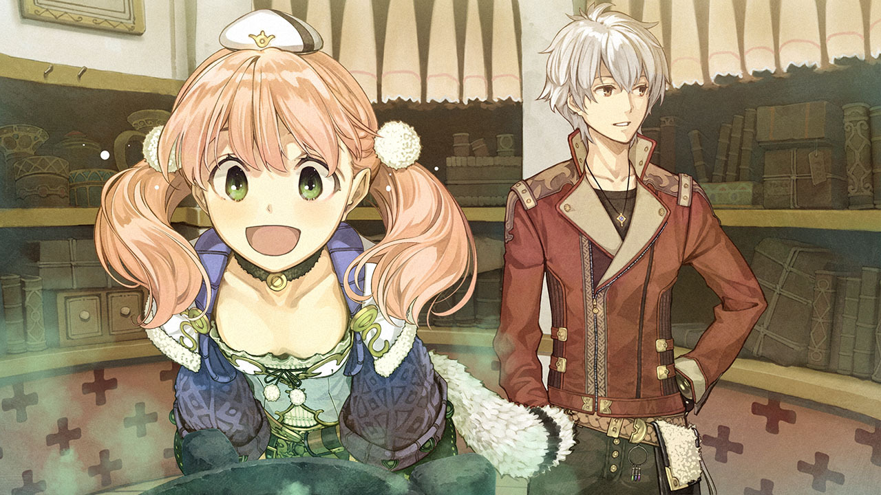 Atelier Escha & Logy: Alchemists Of The Dusk Sky (PS3) Review 4