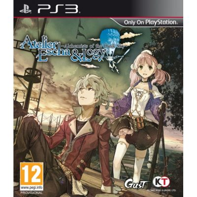 Atelier Escha & Logy: Alchemists Of The Dusk Sky (PS3) Review 3