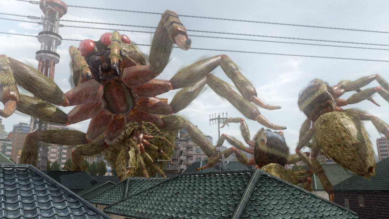 Earth Defense Force 2025 (Xbox 360) Review