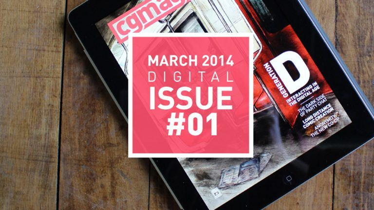 March Issue: Digital Preview 1
