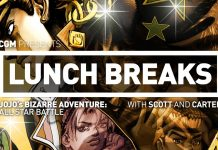 CGM Lunch Breaks - JoJo's Bizarre Adventures: All Star Battle