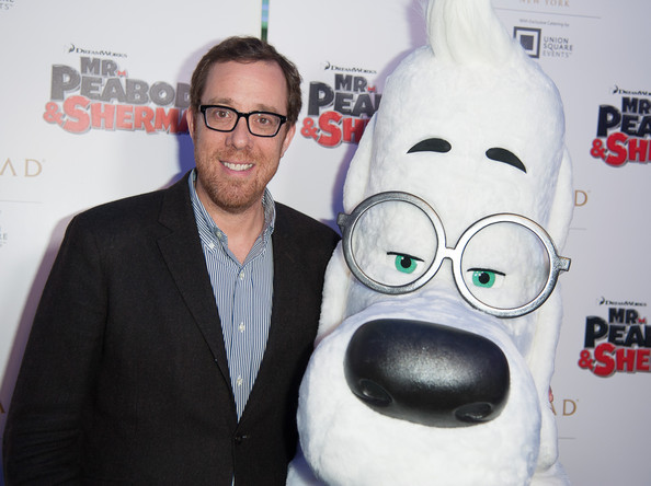 A Fractured Interview with Mr. Peabody & Sherman Director Rob Minkoff