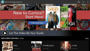 Amazon Buys Digital Comic Service comiXology - 2014-04-11 11:22:43