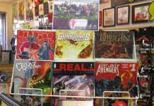 Comics Out Today 4/30/2014