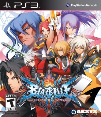 Blazblue: Chrono Phantasma (PS3) Review 3