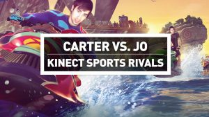 CGM Carter Vs. Jo in Kinect Sports Rivals Jet Ski