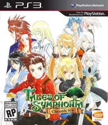 Tales of Symphonia Chronicles (PS3) Review 3
