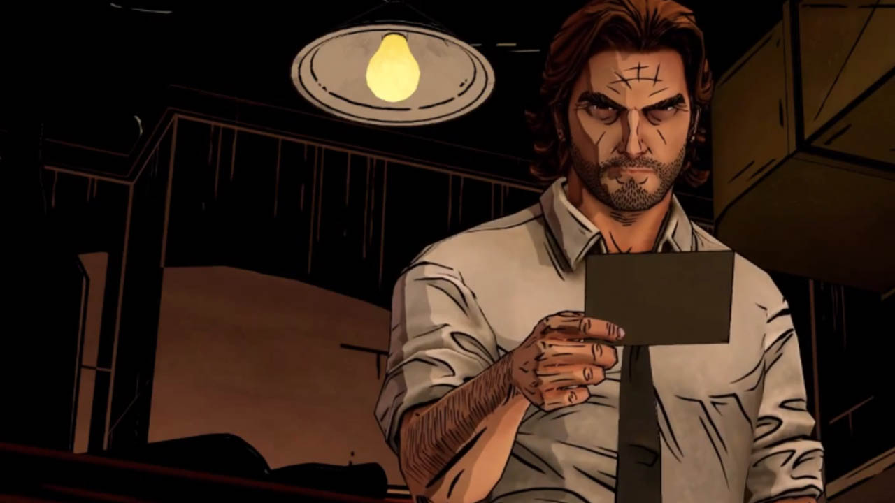 The Wolf Among Us-Episode 3: A Crooked Mile (PS3) Review 1