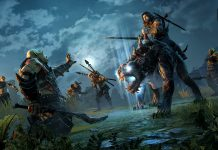 New Shadows of Mordor Trailer Takes Control Over Your Enemies 1