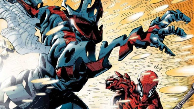 Superior Spider-Man Continues This Summer, Leads Into New Spider-Man Event