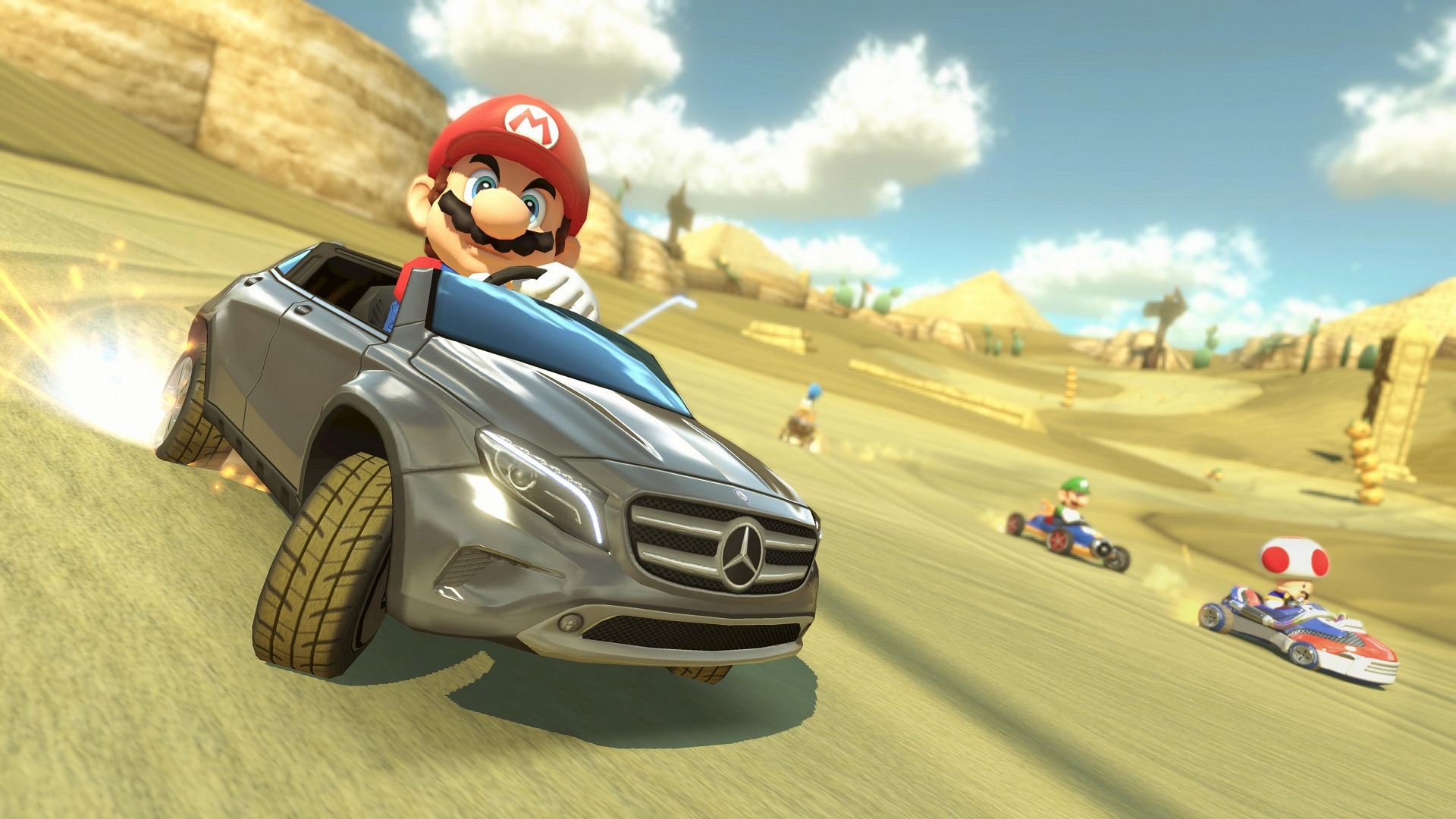 Mario Kart 8 DLC Announced - 2014-05-29 10:04:13