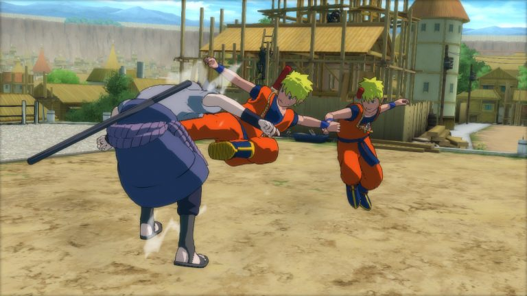 Naruto Online Arrives On PC This Year