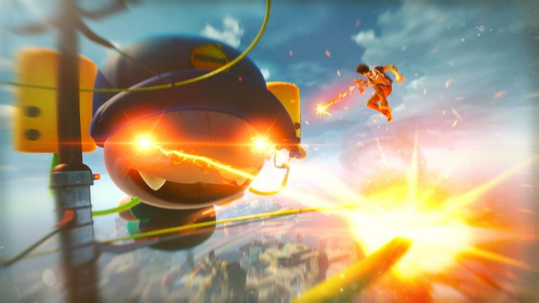 New Sunset Overdrive Trailer