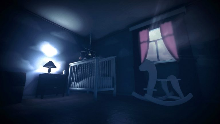 Horror Game Among the Sleep Coming to PlayStation 4