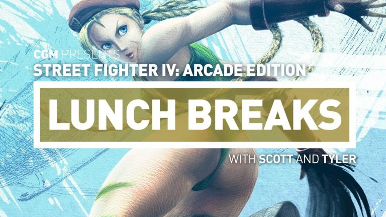 CGM Lunch Breaks – Street Fighter