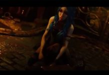 Ninja Theory's UE4 Tech Demo Leaked 1