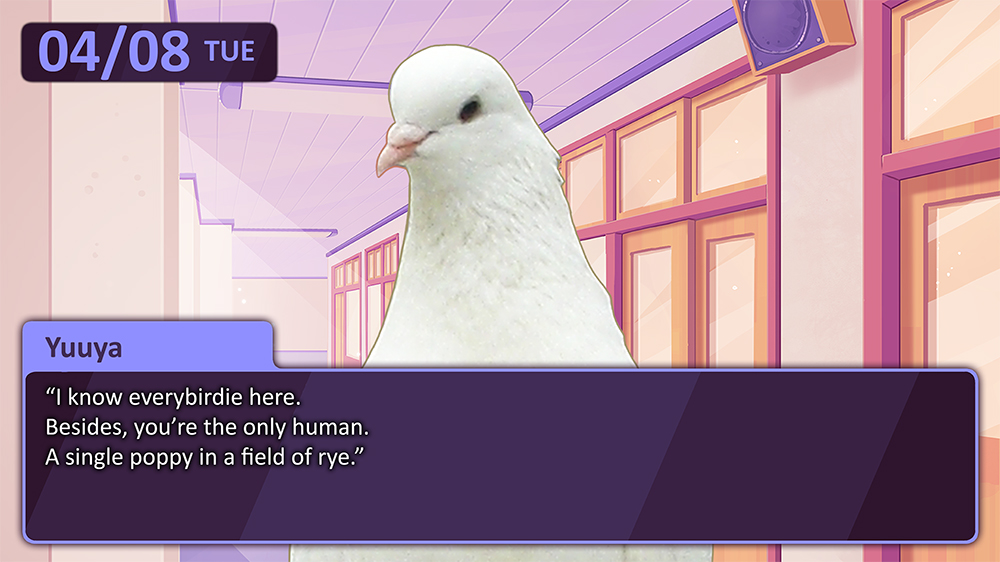 Hatoful Boyfriend - Screen 3 copy