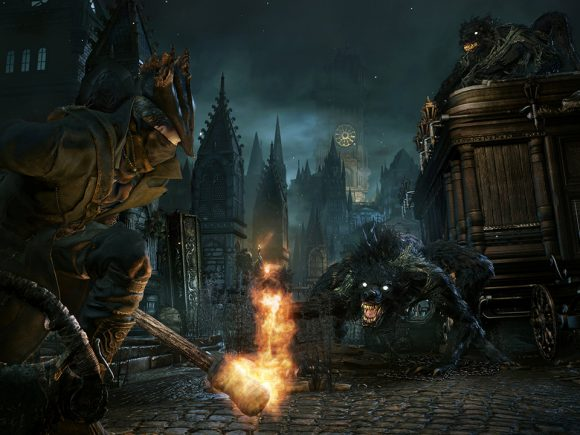 Bloodborne: Pre-rendered vs In-Game Footage - 2014-06-16 11:44:48