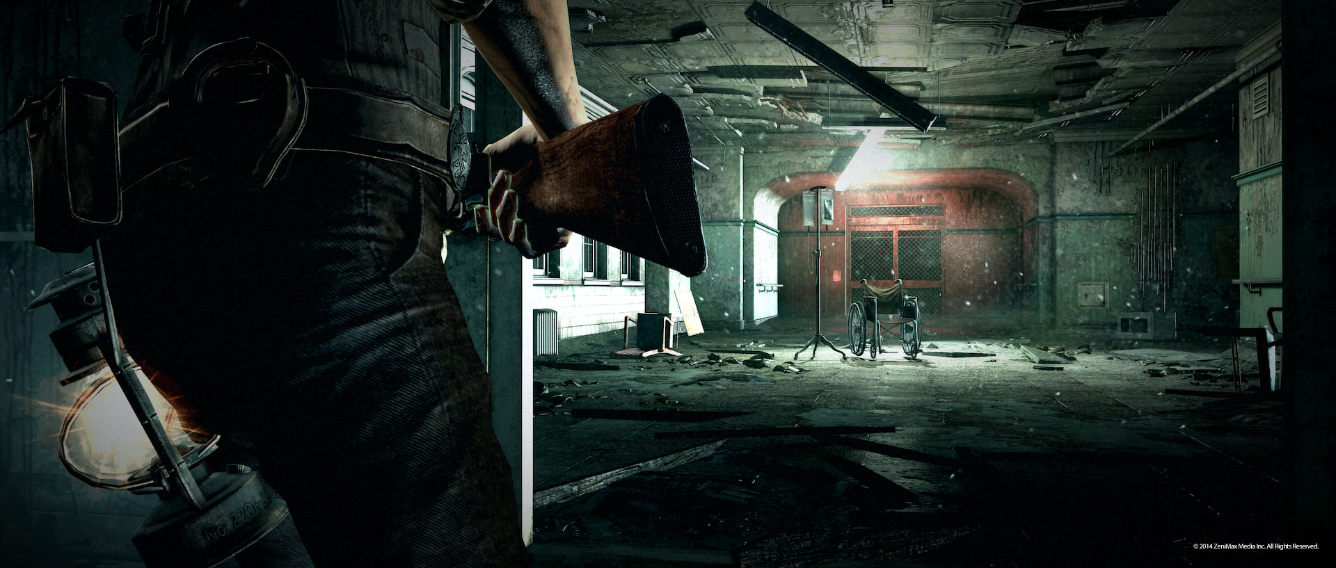E3 2014: The Evil Within Preview - 2014-06-23 10:14:42