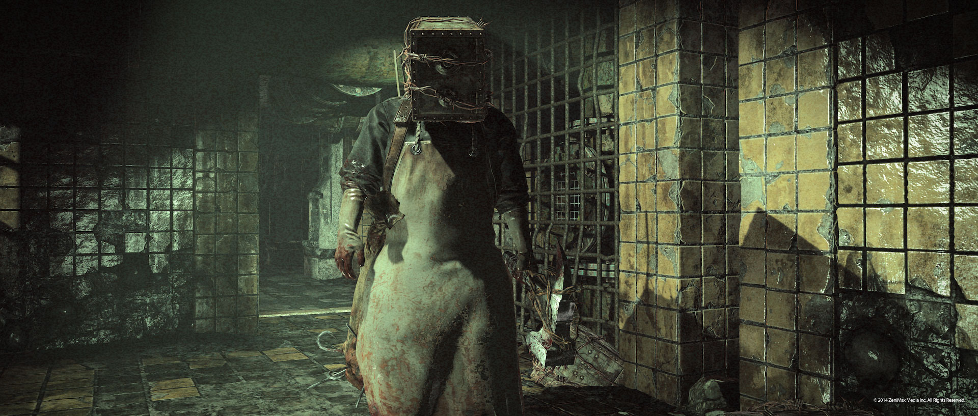 E3 2014: The Evil Within Preview - 2014-06-23 10:14:55