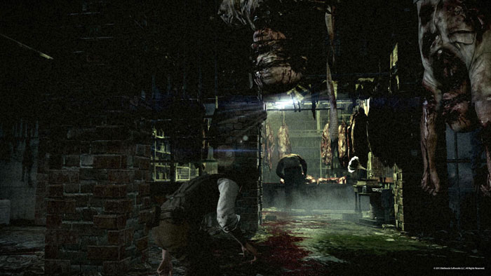 E3 2014: The Evil Within Preview - 2014-06-23 10:15:14