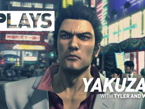 CGM Plays - Yakuza 3