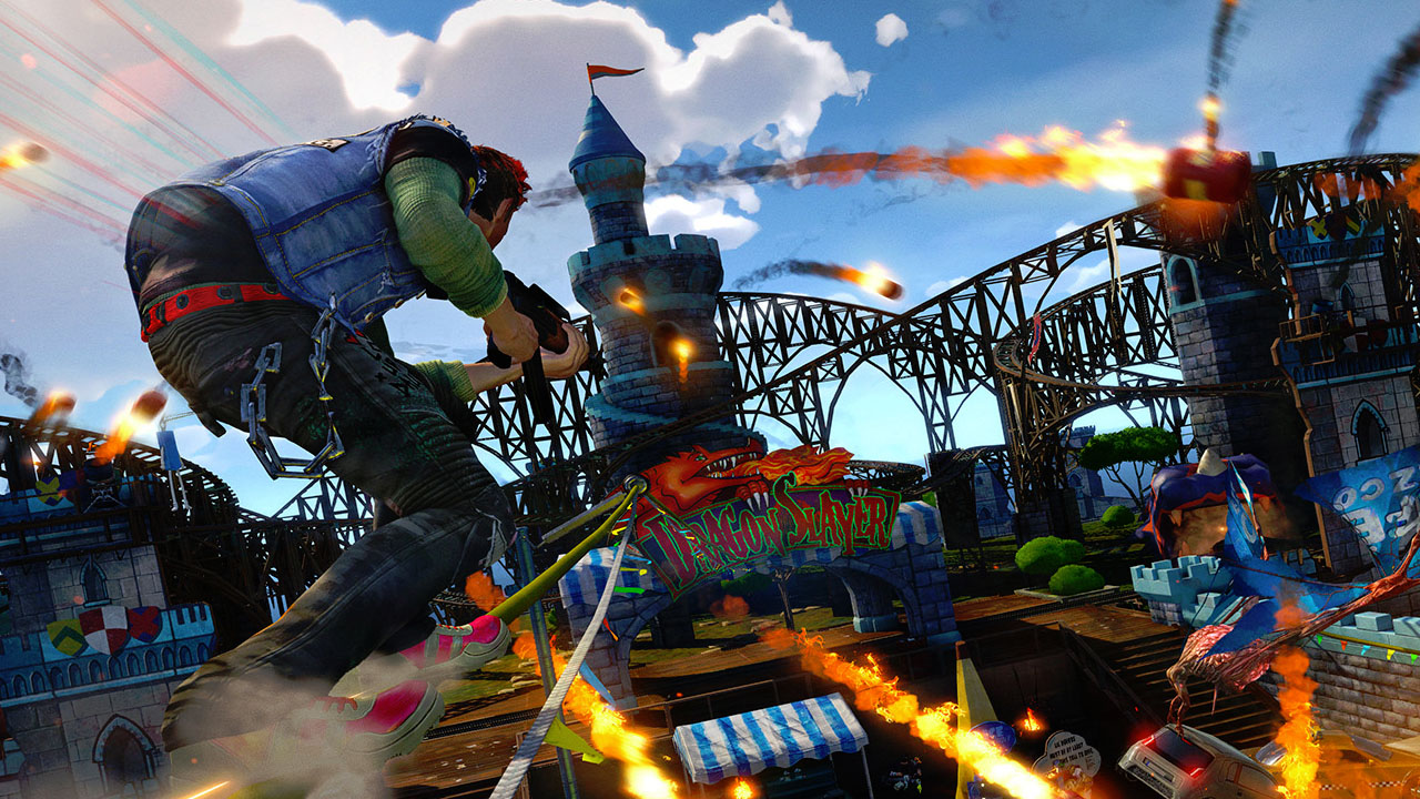 E3 2014: Sunset Overdrive Preview