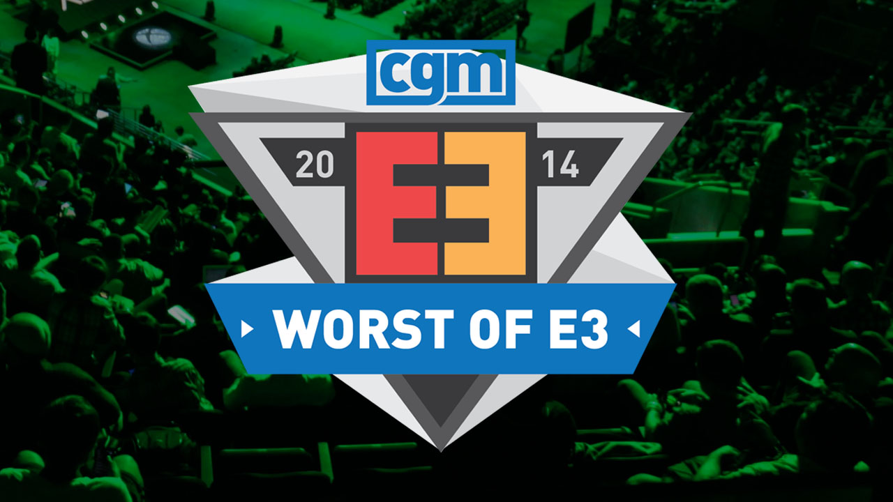 The Worst of the E3 2014 Conferences