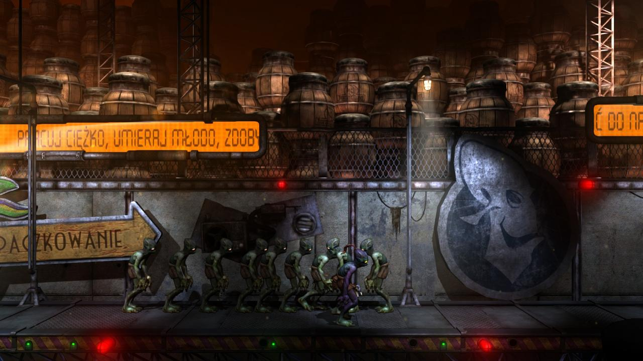 Oddworld: Abe's Oddysee-New N' Tasty Review