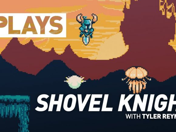 CGM Plays - Shovel Knight