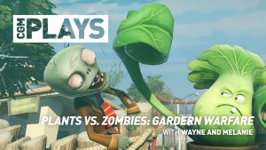 CGM Plays - Plants Vs. Zombies: Garden Warfare - 2015-02-01 13:26:32