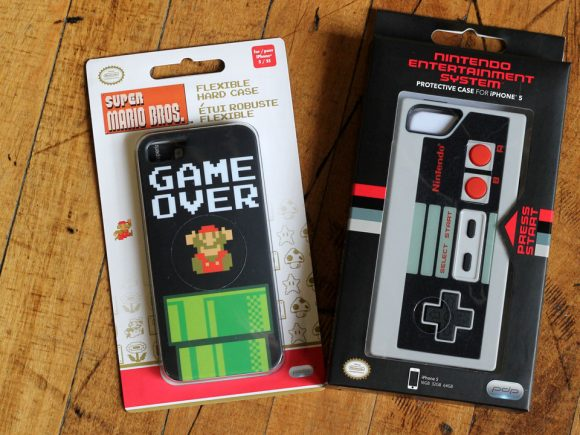 GIVEAWAY: Nintendo iPhone 5 Cases