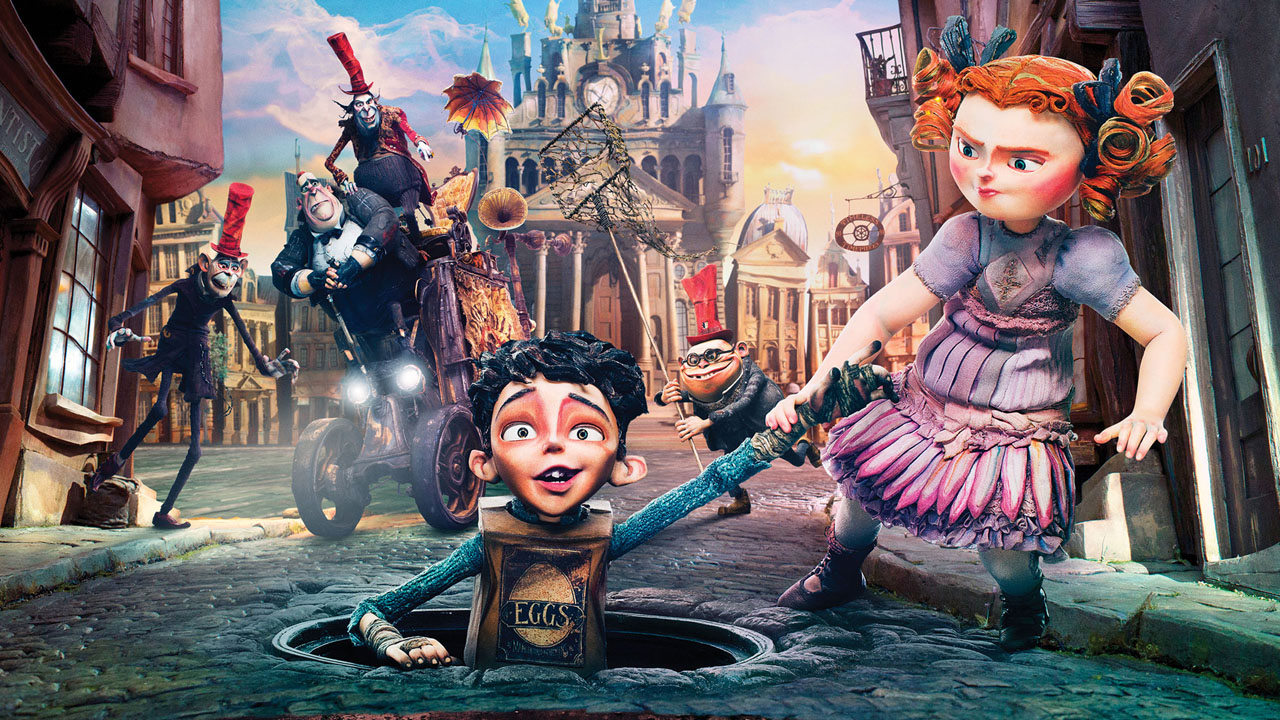 The Boxtrolls Movie Review 2