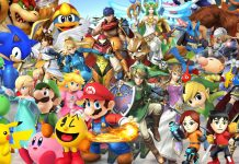 Super Smash Bros. For The Nintendo (3DS) Review 2