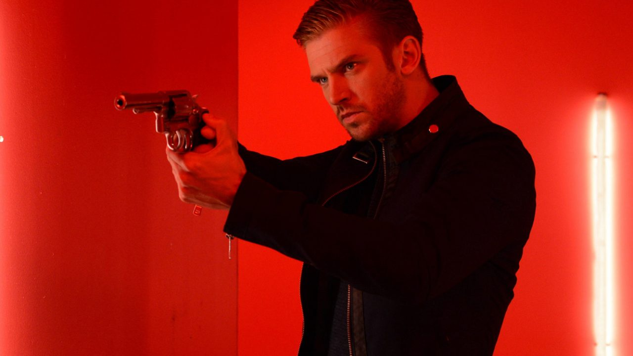 Top Ten TIFF 2014 Films - The Guest (2014)