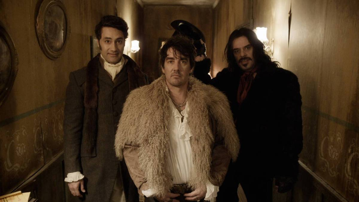 Top Ten TIFF 2014 Films - What We Do In The Shadows (2014)